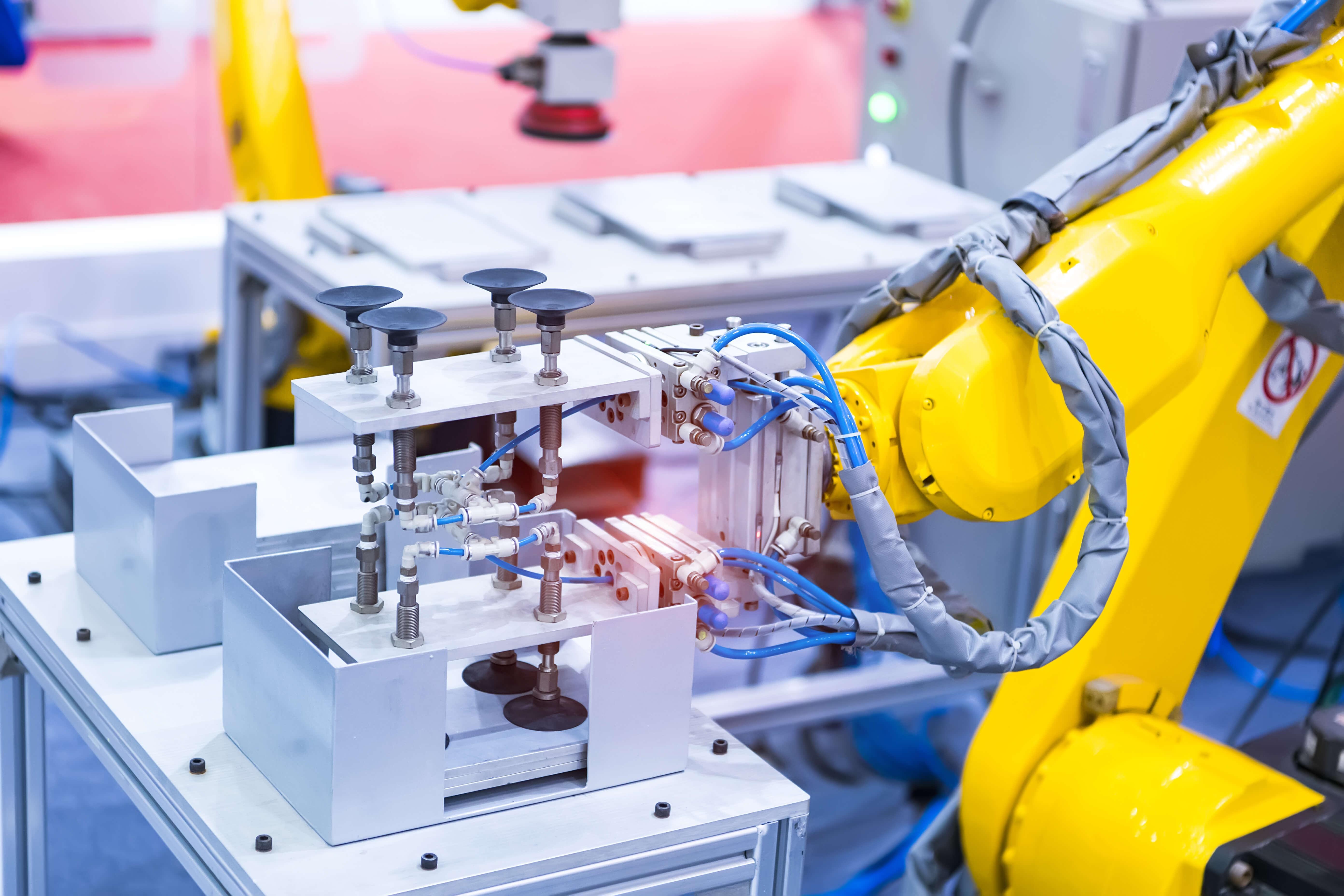 Modernizacja lini produkcyjnej