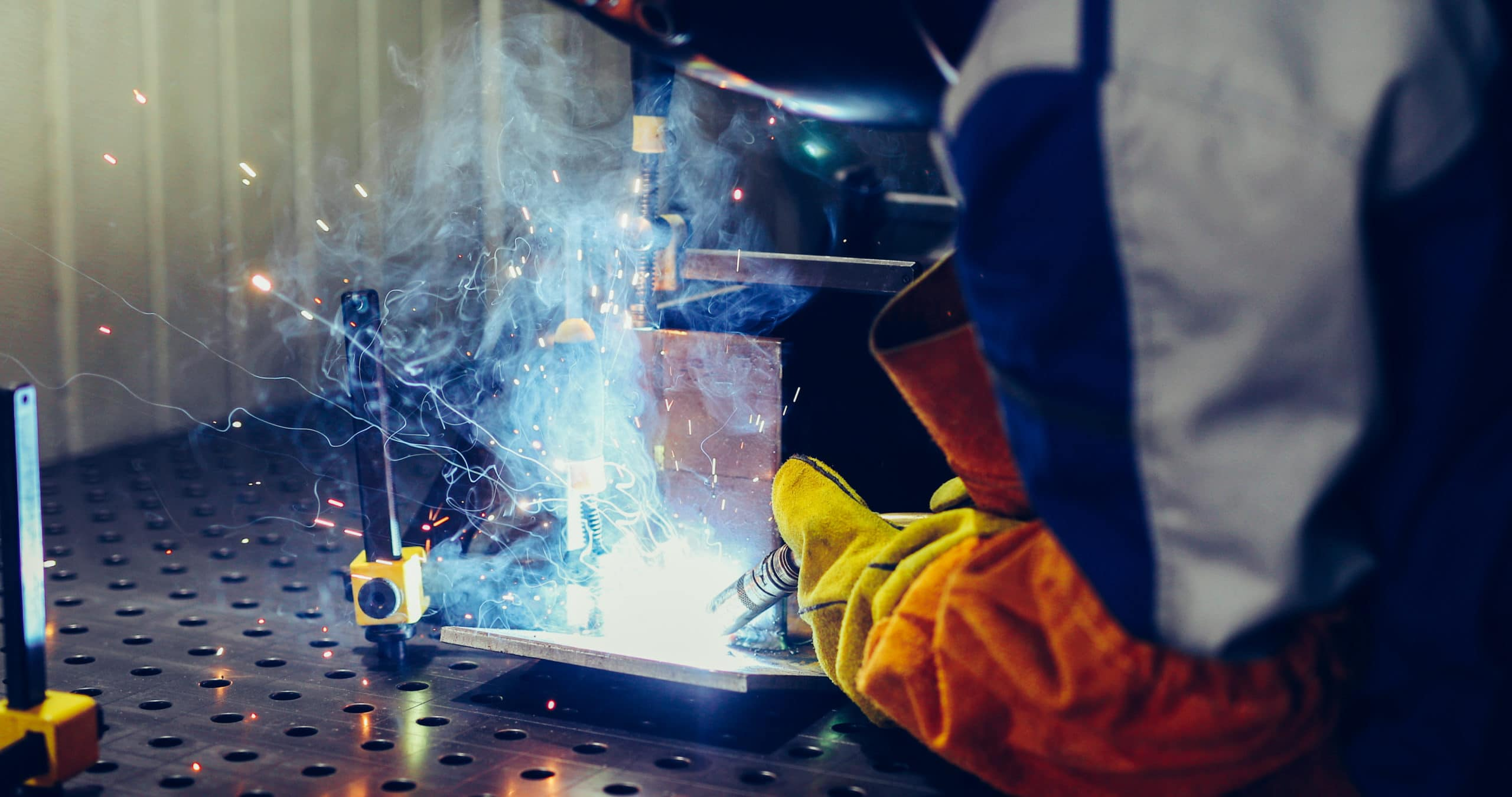 Serwis maszyn przemysłowych